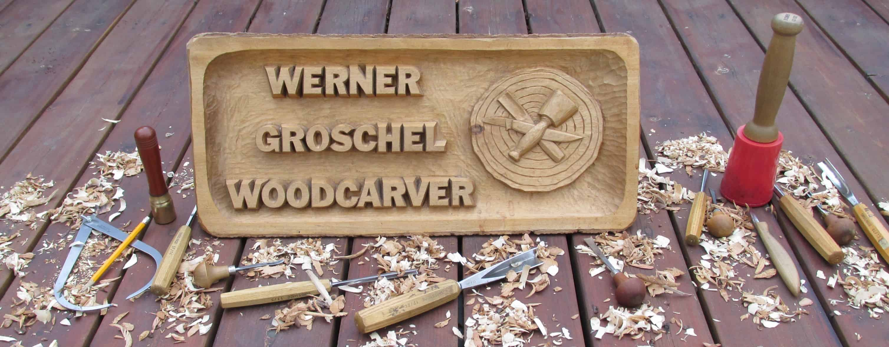 Groeschel Woodcarving
