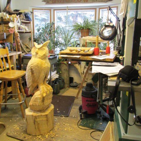 Werner groeschel s wood carving wood carver edmonton alberta