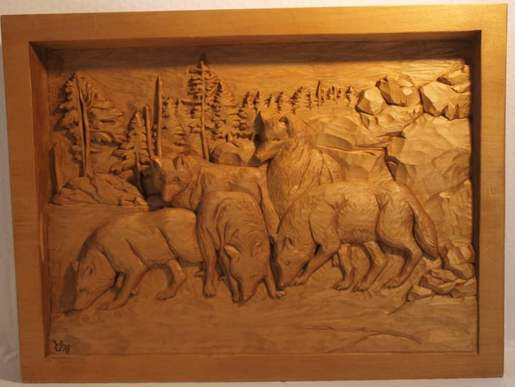 Relief carving fundamentals intro to woodworking wood carving